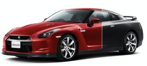 Цвят на автомобил