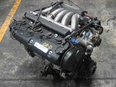 Двигател втора употреба