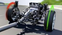 Насочване на тягата към отделни колела според сцеплението