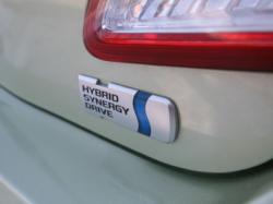 Хибридно задвижване Hybrid Synergy Drive
