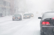 Зимна пътна обстановка
